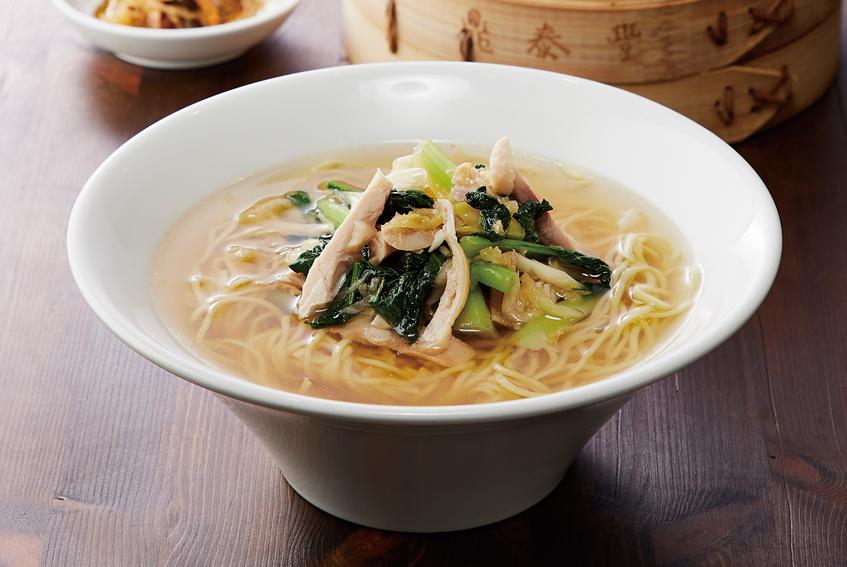 季節のおすすめメニュー「鶏肉麺(チーローメン)」が12月より販売開始いたします。