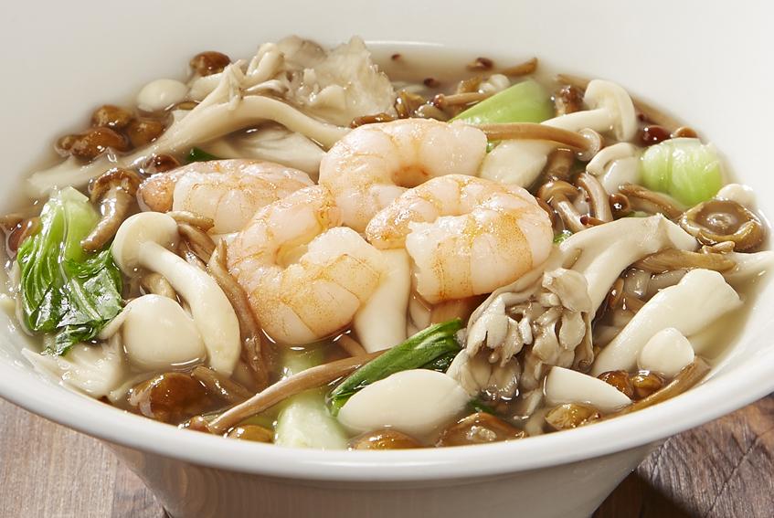 季節のおすすめメニュー「4種のきのこタン麺」が9月1日より販売開始いたします。