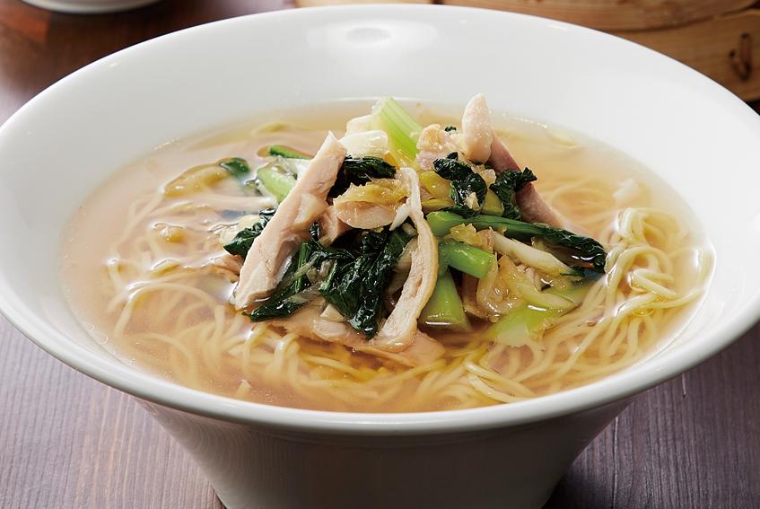 季節のおすすめメニュー「鶏肉麺(チーローメン)」が11月4日より販売開始いたします。
